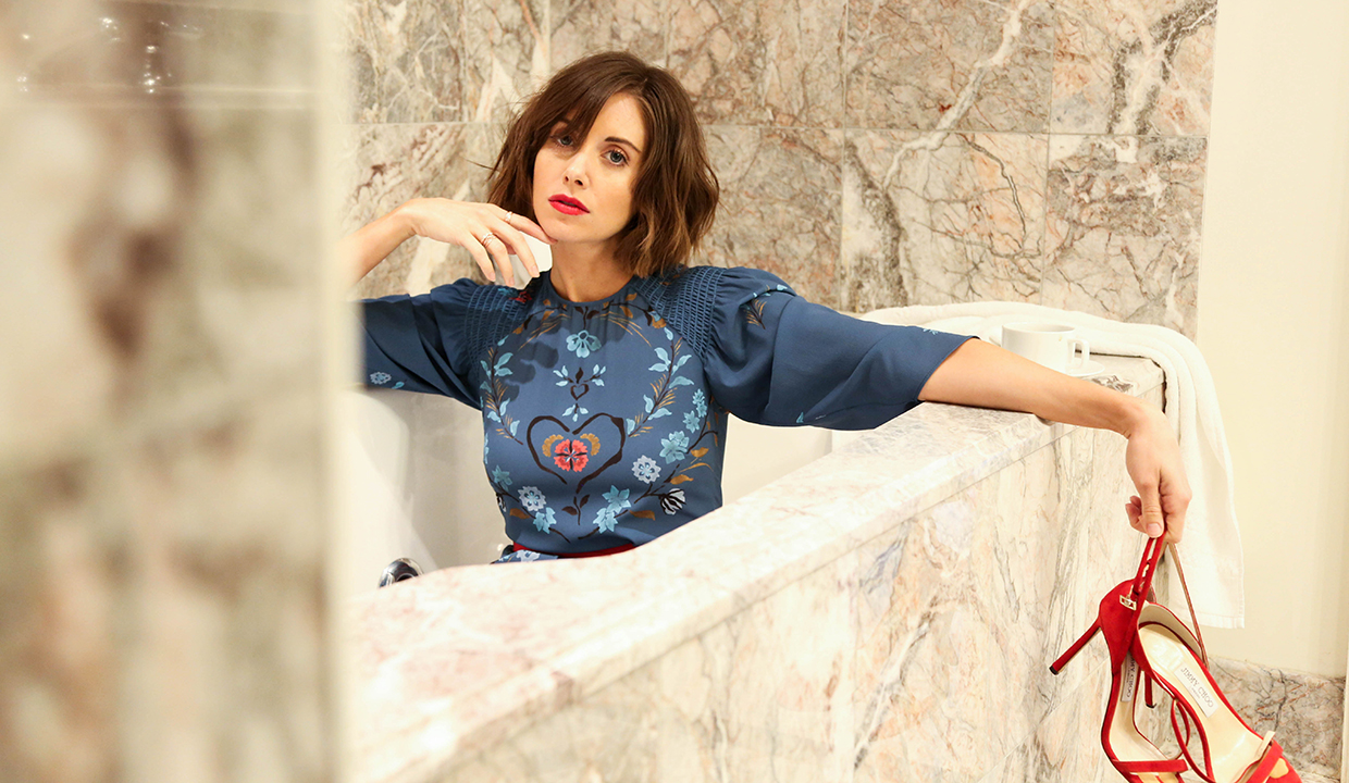 Actress Alison Brie: On Dolly Parton, Binge-Watching, And Where To Eat In Paris