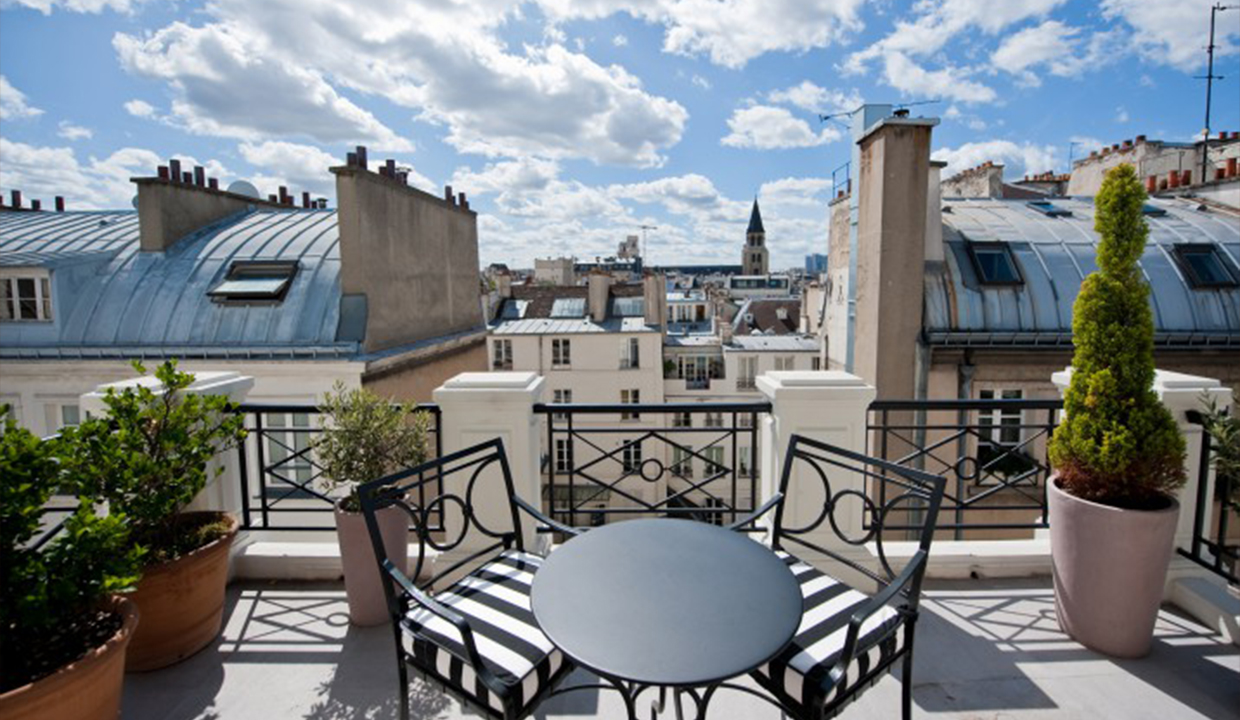 Last Tango In Paris: Falling In Love With L'Hôtel & Le Roch