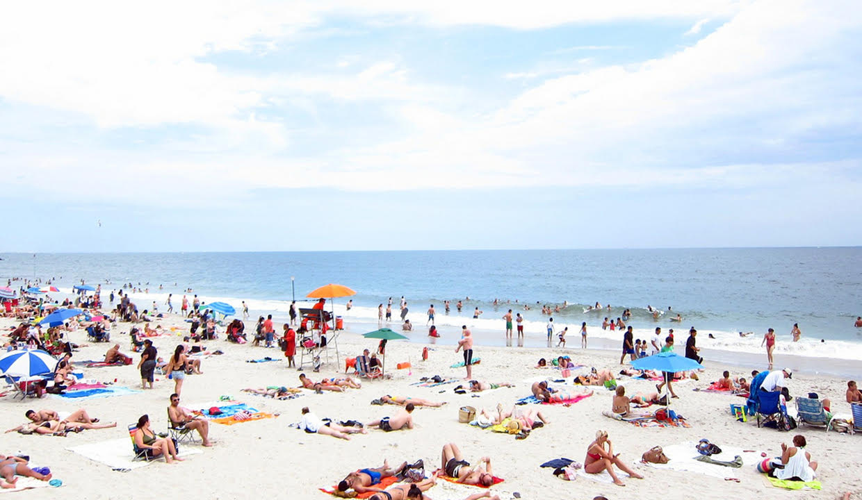 NYC's 10 Best Beaches: Beat The Heat, Without Going Too Far