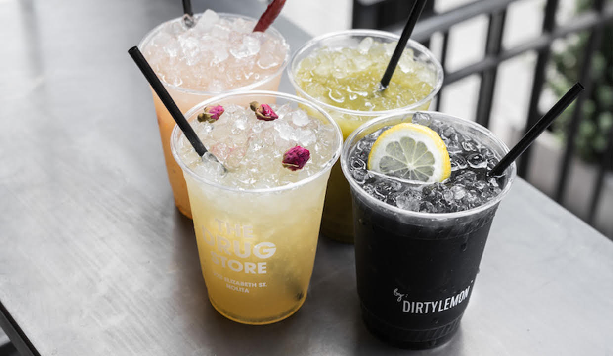The 8 Best Charcoal Drinks In NYC: These Are The Detox Drinks You Need