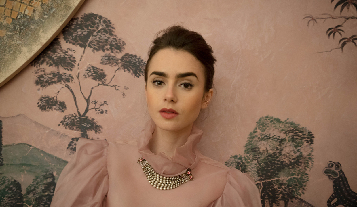 Actress Lily Collins: On Dinner With Audrey Hepburn, Earl Grey Tea & Renaissance Fairs