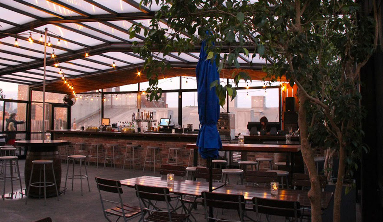 Best Rooftop Restaurants and Bars In Brooklyn 2017