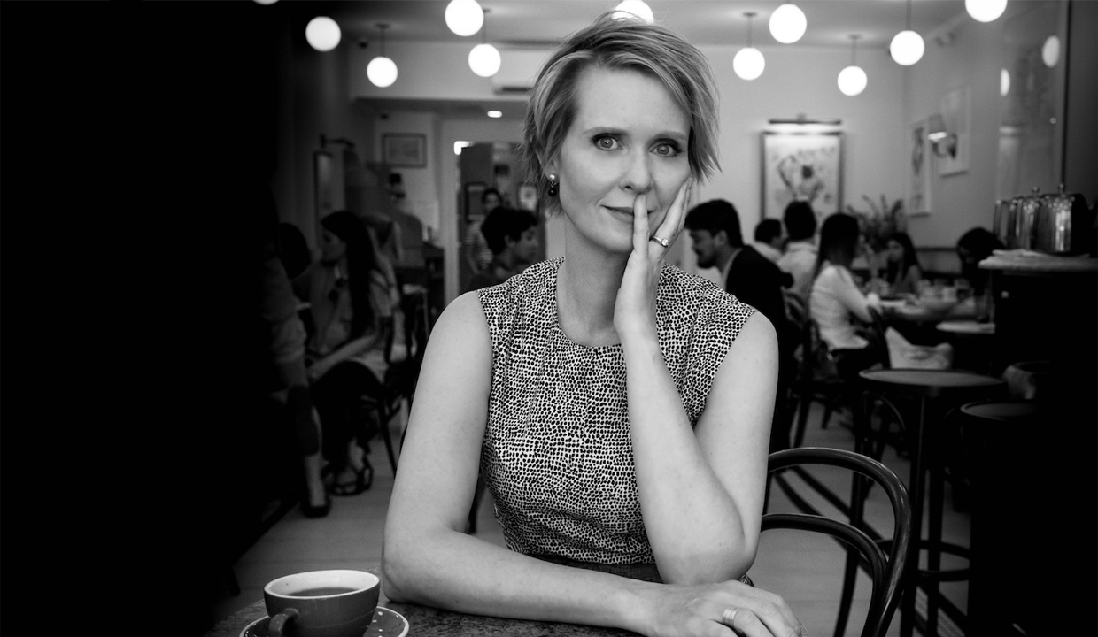 Actress Cynthia Nixon: On Gelato, Raising Children In NYC & American Capitalism