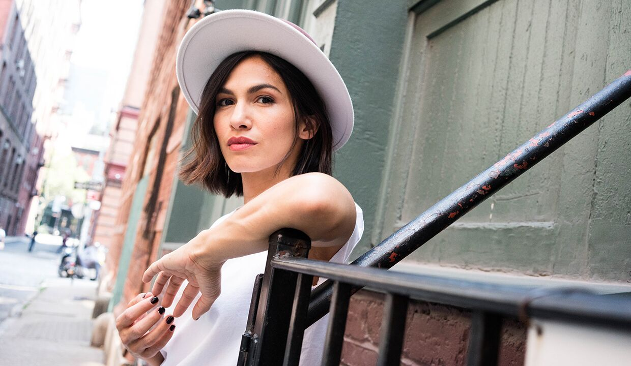actress elodie yung on french style stunt doubles where to eat in paris the new potato. Black Bedroom Furniture Sets. Home Design Ideas