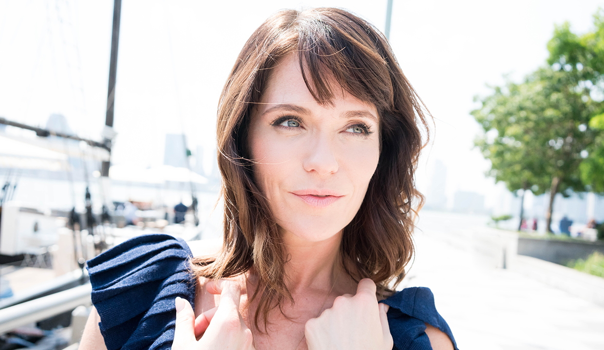 Actress Katie Aselton: On Truffle Risotto, Dinner Dates & Advice For New Moms