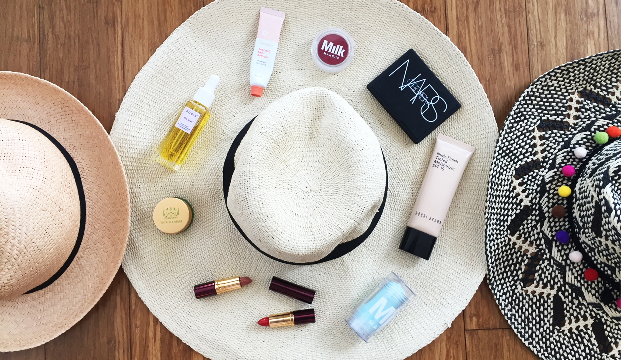 The Summer Beauty Survival Guide: When You Break A Heel & Have Hat Head....