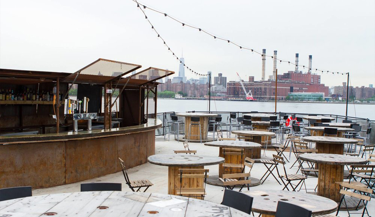 The Best Rooftops In Brooklyn: AKA Where To Find The Best City Views