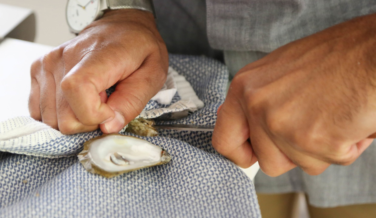 How To Shuck An Oyster: It'll Make Your Sunday Better