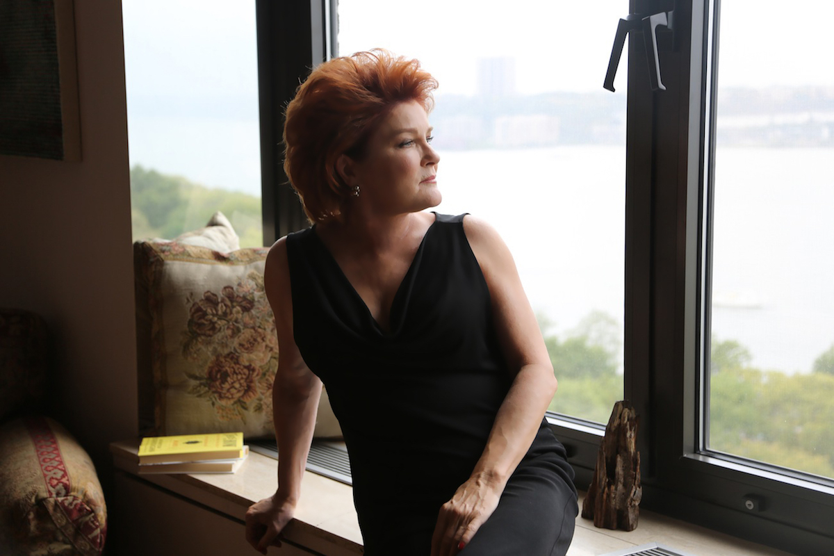 Image result for kate mulgrew home window