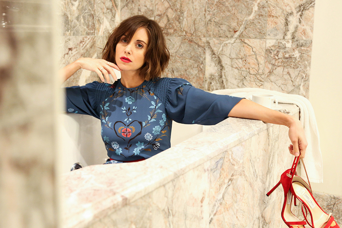 Alison Brie Knows the Best Restaurants in Paris