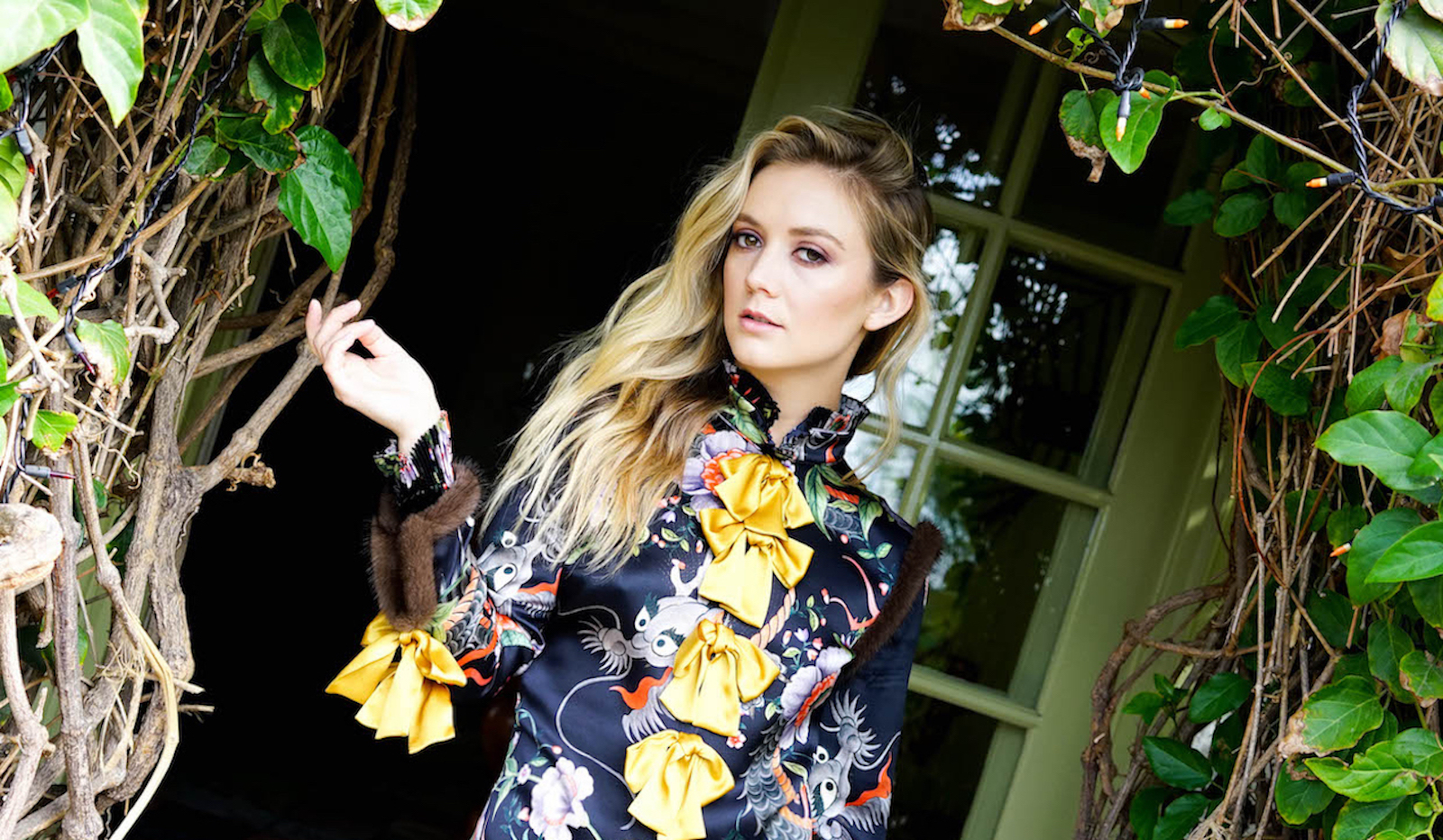 Billie Lourd Believes in Brunch