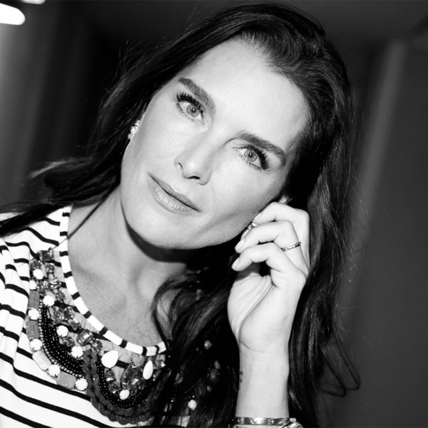 Brooke Shields Says Comparison Is Toxic