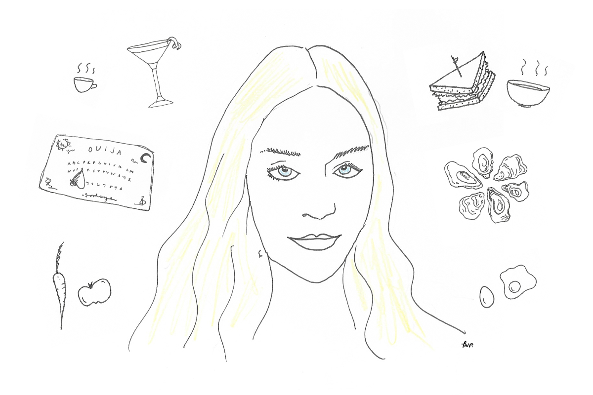 A Very Dry Martini With Chloë Sevigny