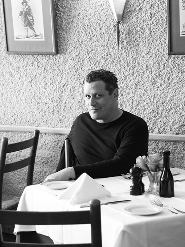 Isaac Mizrahi Has Dinner with Barbra Streisand