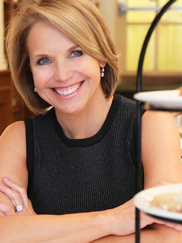 Katie Couric Knows Good Content