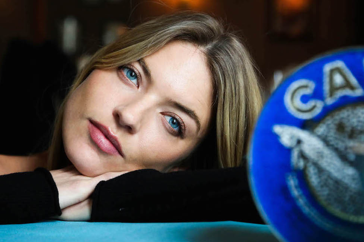 Martha Hunt Loves Pepperoni Pizza