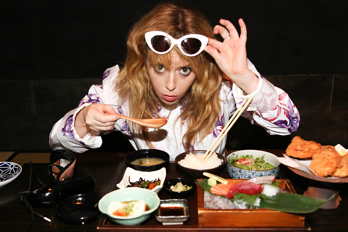 Natasha Lyonne is a Bad-Ass