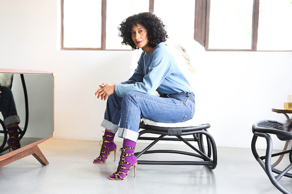 Tracee Ellis Ross Has Some Advice for Her Younger Self