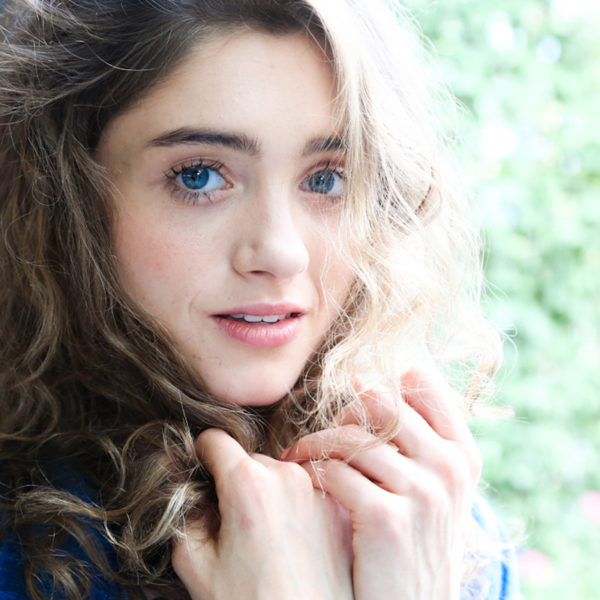 Natalia Dyer Questions Everything
