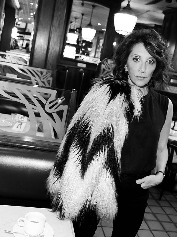 Andrea Martin Ignores The Word 'Aging'