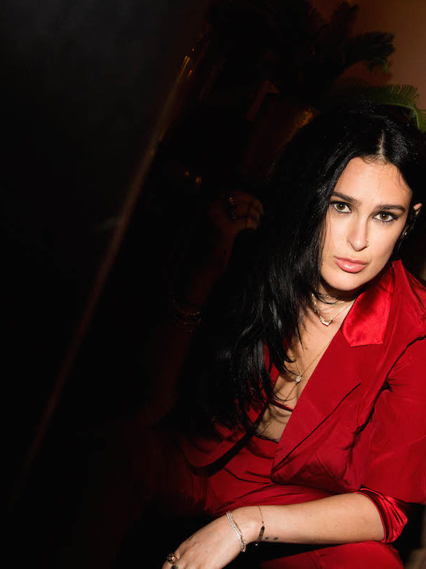 Rumer Willis Has Hollywood DNA