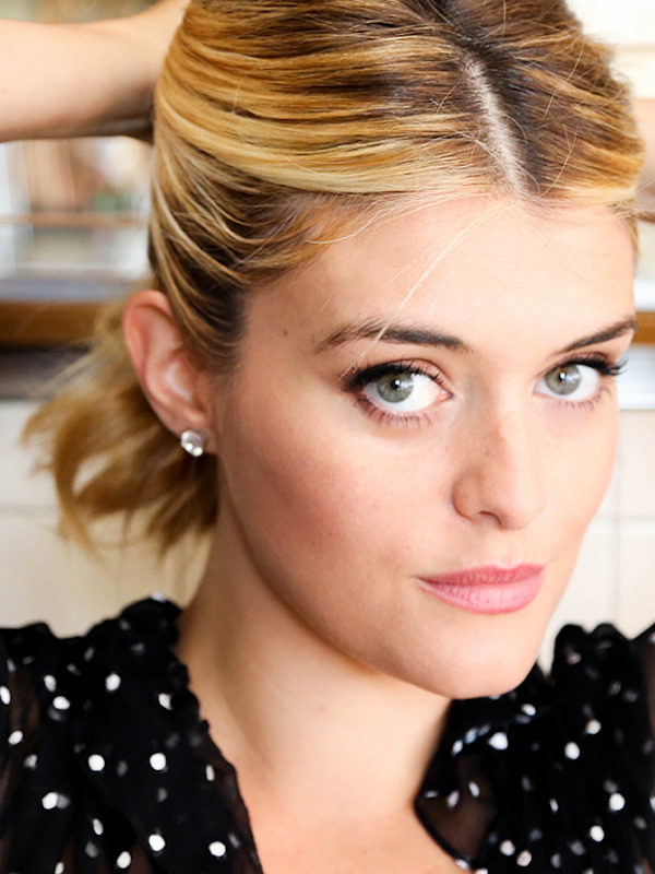 In Hair & Makeup with Daphne Oz