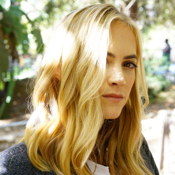 In Hair & Makeup With Emily Wickersham