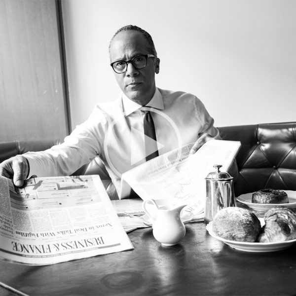 Behind The Scenes With Lester Holt