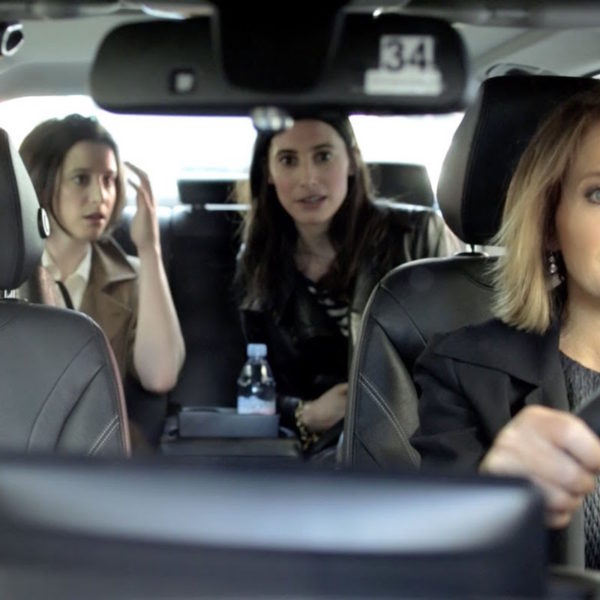 Katie Couric Drives An Uber: (A Hilarious Story From Our Book!)