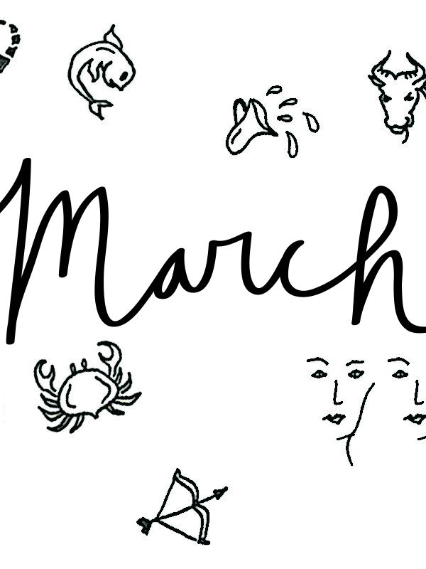 Your March Horoscope!