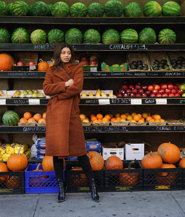 Danielle Herrington Puts Sriracha On Everything