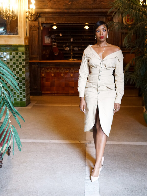 Chantel Riley Believes Your Words Have Power