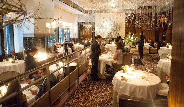 Per Se: Recommended by: George Mendes (Chef/Owner, Aldea